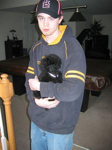 Jesse & Jack March 2009