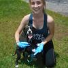 Amelia and Oreo, a very sweet pup! :)