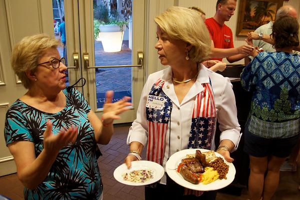 July 4 Celebration Rotary Dinner