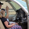 Ron's co-pilot helper