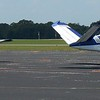 The two planes used today and Pilot's Jonny & John.<br /> Yes, it was HOT today!