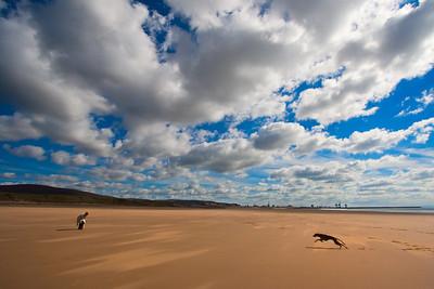 Aberavon beach