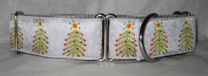 Christmas Trees silver