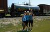 Big train!