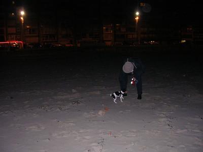 Een avondwandeling op het strand van Blankenberge.