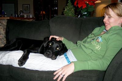 Molly And Gita Dec 05