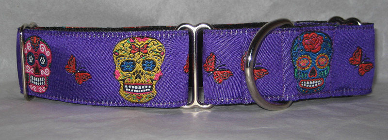 "More Martingale Collars 1 1/2"" wide"