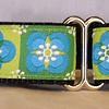 Floral Tile blue
