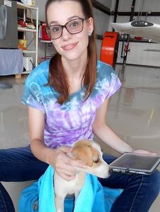 Rachel: UCF Pre-Vet Student