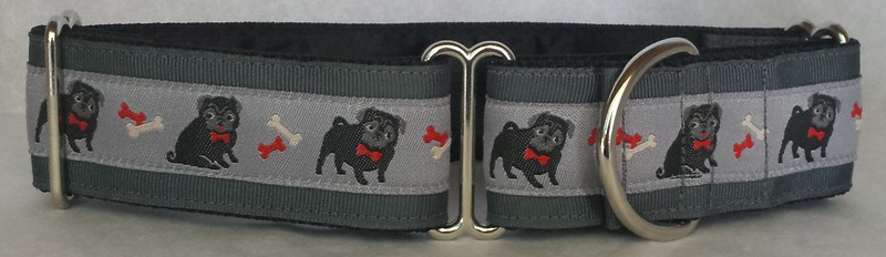 Pugs gray