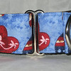 "Patriotic Hearts (fabric) available in 1"", 1 1/2"" (shown) and 2"""