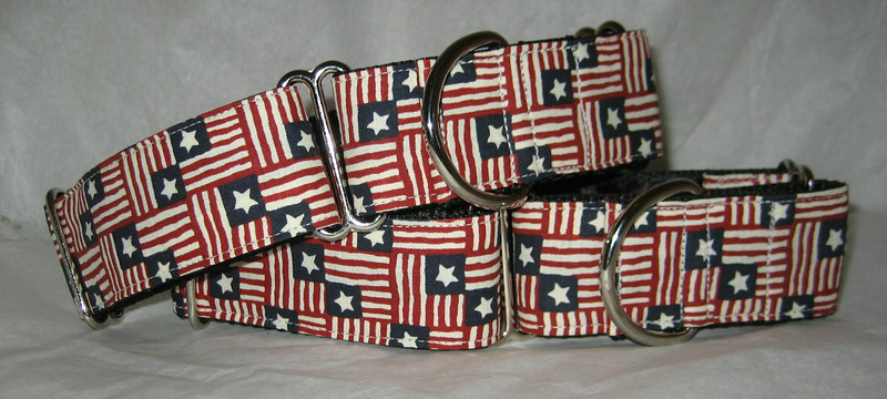 """Flag (fabric) available in 1"""", 1 1/2"""" (shown) and 2"""""""