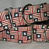 "Flag (fabric) available in 1"", 1 1/2"" (shown) and 2"""