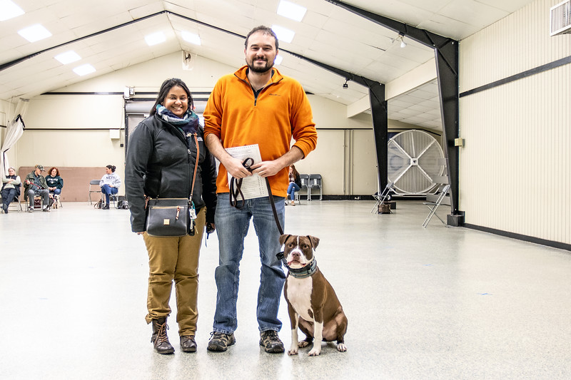 Dog Obedience Class-Fayette County Georgia Recreation Department