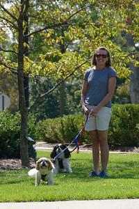 Walking at Hillsdale (3)