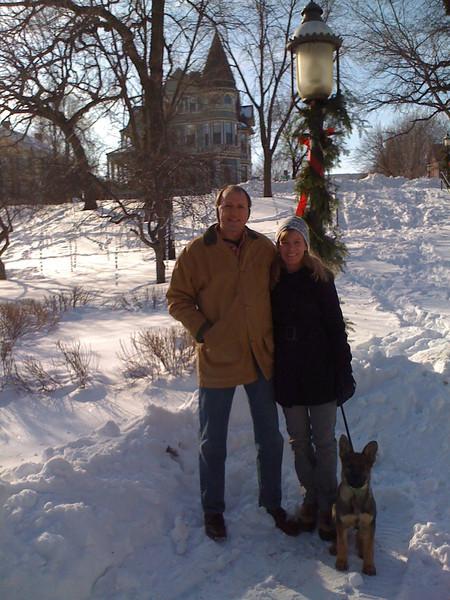 Pike, Christmas 2010