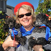#201<br /> Owner: Kim Legocki<br /> Category: Miniature<br /> Dogs: Josie and Doris Day<br /> Criteria: Best Costume