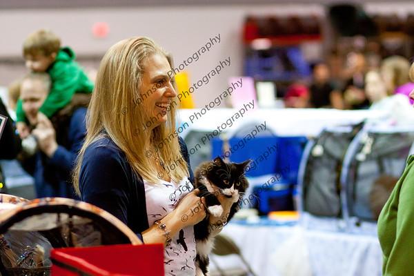 Portland Cat Show Candids 02-12