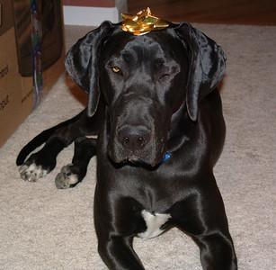 Christie - Christmas 2002