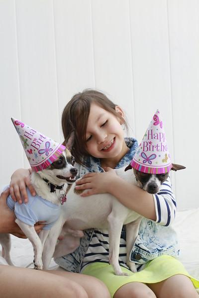 Puppy's 1st Birthday
