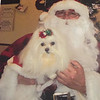 Anderson resident Carol Bradley took Deliah to visit Santa.  <br /> <br /> Photographer's Name: Carol Bradley<br /> Photographer's City and State: Anderson, Ind.