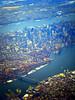 Midtown Manhattan from 8,500 ft.