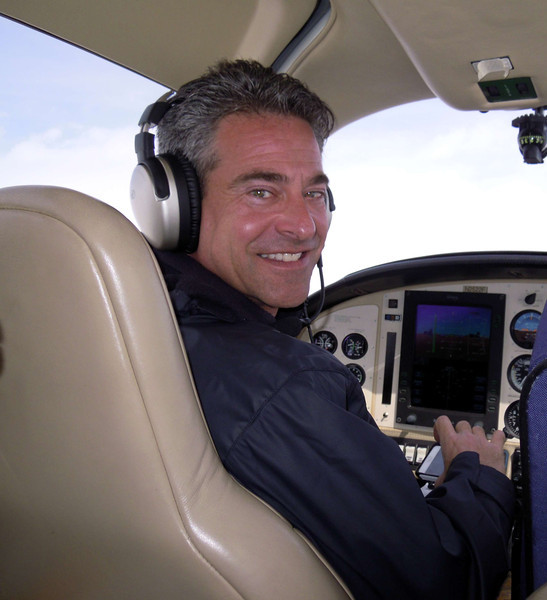 Pilot in Command today: Bennett
