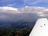 Rain storm over VA