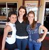 Alessandra, Emily and Kimberly
