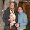 Hinata and her Furever Parents Jamie and Nathan. They have chosen a special new name for her, Marylebone.