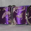 "Silk Mini Butterflies Purple, 1 1/2"" wide"