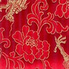 Silk Dragons Red and Gold
