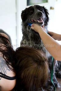 Sophie gets a shave_250710_0036