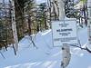 On the snowmobile trail, Feb 18-2