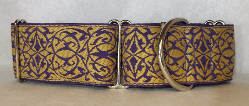 Tracery, gold and purple NEW!