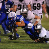 Windber/ Blacklick football action<br /> <br /> Photographer's Name: Todd Berkey<br /> Photographer's City and State: Johnstown, PA