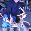 Chuck Skomra, Ebensburg PA, 15 points, Shot at 7AM November 26, 2012, near Nolo Hill<br /> <br /> Photographer's Name: Veronica Skomra<br /> Photographer's City and State: Ebensburg, PA