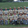 Flood City Elite 16U recently won Atlantic Coast Baseball's Kings of the City tournament in Pittsburgh.  Team members are front row: Derek Shaw, Seth Rose, Dylan Kerstetter, Jordan McCall, Jack Shirk and Alex Murphy.  Second Row: coach Doug McNulty, Josh Serafin, Matt Derouin, Danny Kirwin, Ben Foose, Zack Shultz, Cory Geer, Zach Skrtich, Austin Clawson and coach Rick Roberts.<br /> <br /> Photographer's Name: Lori Murphy<br /> Photographer's City and State: Summerhill, PA