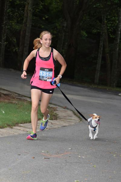 Walk Wag N' Run 2015 5K Race