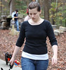 The brand new dog park at Cabin John Regional Park, 10900 Westlake Drive in Bethesda, opens October 31, 2009. The new dog park includes two areas—one for large dogs and a separate area for small dogs.