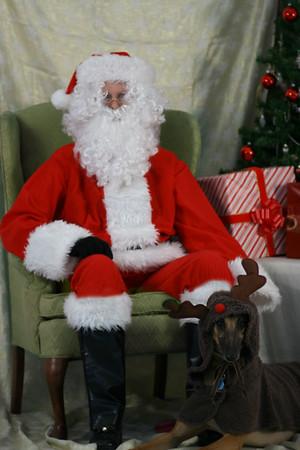 Santa 2009 Marietta