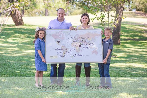 Peyton Thomas Family September 2015