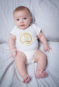 Parker 3 months