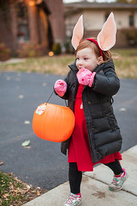 Trick or Treating 2012