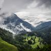 Alm über den Wolken, Herzogstand, Bavaria