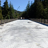 Pfeiffer Canyon Bridge work