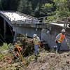 Pfeiffer Canyon Bridge Demolition