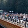 Pfeiffer Canyon Bridge opening