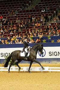 Das Finale der Meggle Champions 2010 in der Westfalenhalle Dortmund Helen Langehanenberg auf Responsible Old