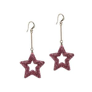 Star Rhine Earring
